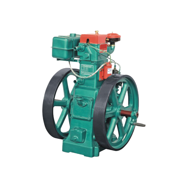 Lister diesel engine 12 hp for 1 hp motor power consumption